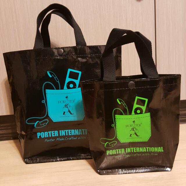 porter購物袋 手提袋