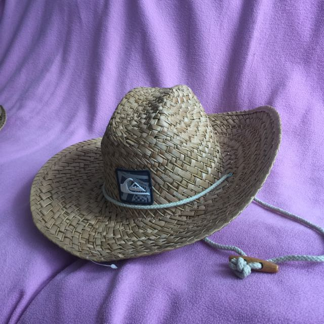 3da32faf33a Quicksilver Straw Hat
