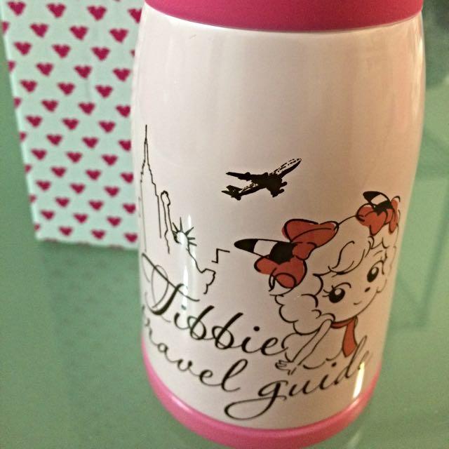 Tibbie系列 愛旅行不銹鋼 保溫瓶