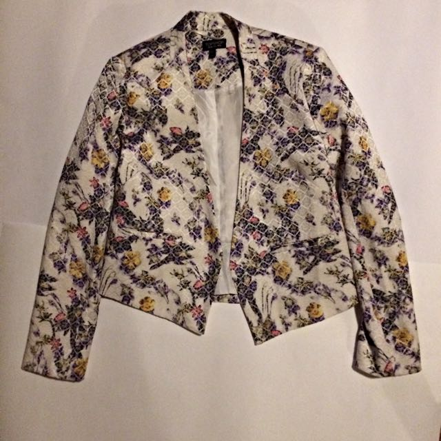 Top shop Jacket- Never Worn!