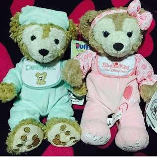 香港迪士尼限定雪莉梅睡衣寶寶
