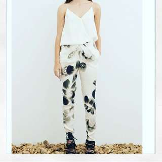 Talulah- Superstitious Floral Pant
