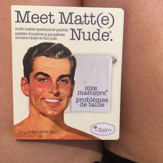 Meet matt(e)