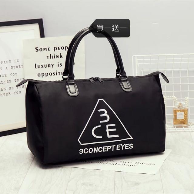 元気集®3ce旅行袋(買大送小)贈化妝包--現抵50元折扣活動