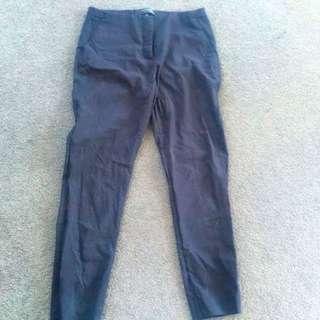 Portmans Status Black Work Pants
