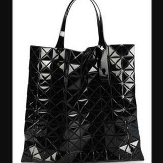 a258285ff0 Issey Miyake Bao Bao Black Prism Tote (Free Delivery)
