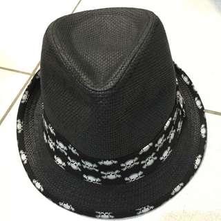 🚚 New Era 類竹編紳士帽