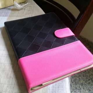 IPad Air 2 Cover Pink Black Magnetic