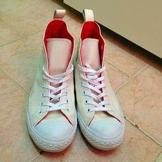 Converse All star 2014 龍年特別版 白色 鞋