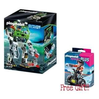 Playmobil 5152 + Freebie