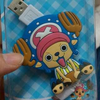 喬巴。USB傳輸線