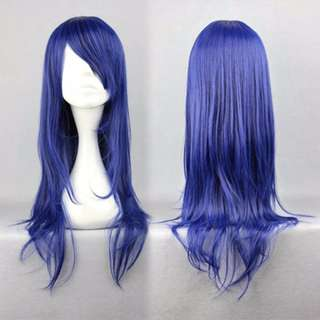 Bay of Many // Solid Astronaut Blue 65cm Straight Hair Wig