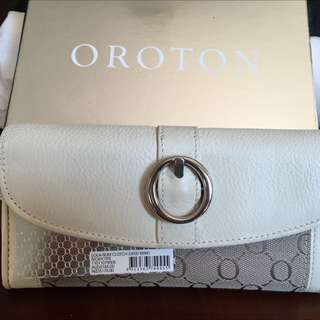 Genuine Oroton Ladies Wallet