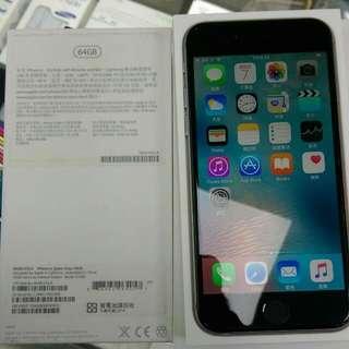 嚴選中手機 Apple iPhone 6 64G 太空灰