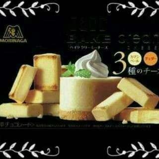 日本 奶油起司磚