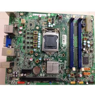 Lenovo PC motherboard LGA 1155, H61 chipset; p/n CIH61C