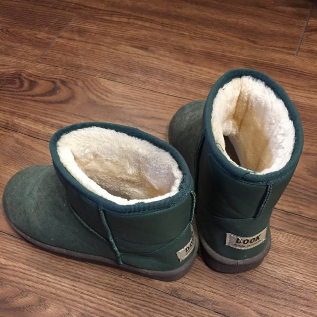 內刷毛雪靴39