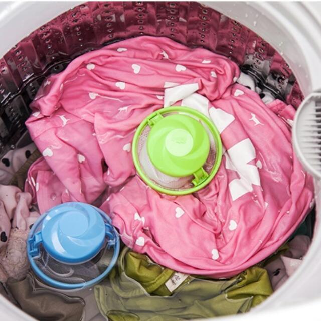 洗衣機漂浮濾網袋濾毛網