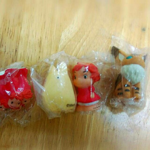 日本。手指娃娃。宮崎駿