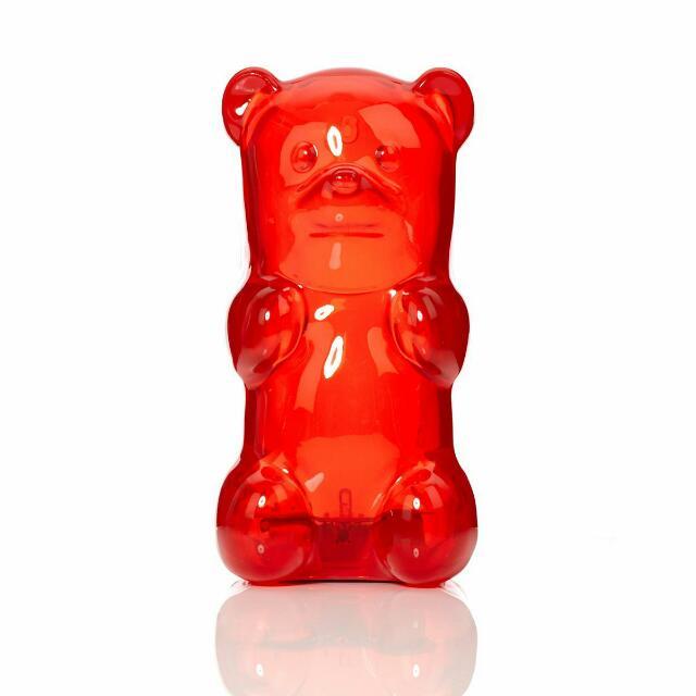 小熊軟糖 夜光燈