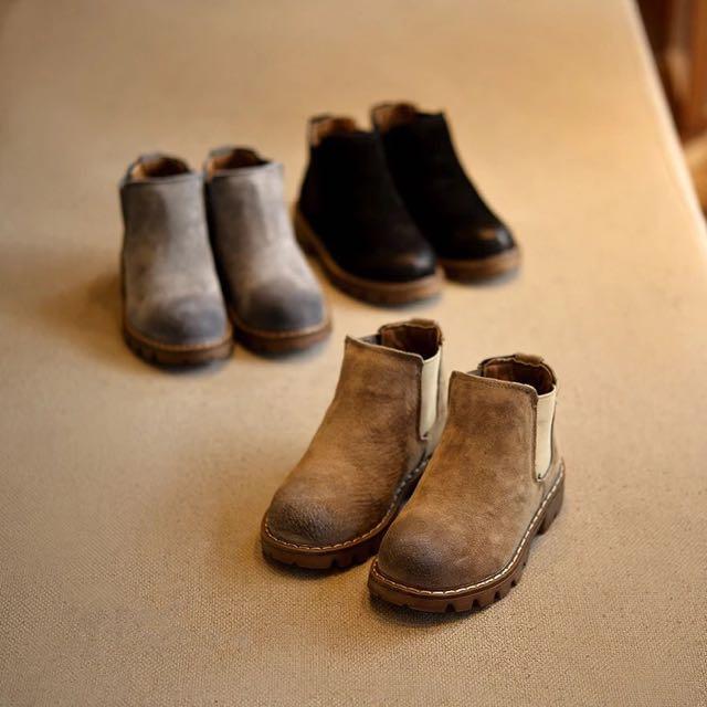 韓版 寶寶 童靴 靴子