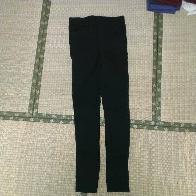 黑色長褲 S的 全新品