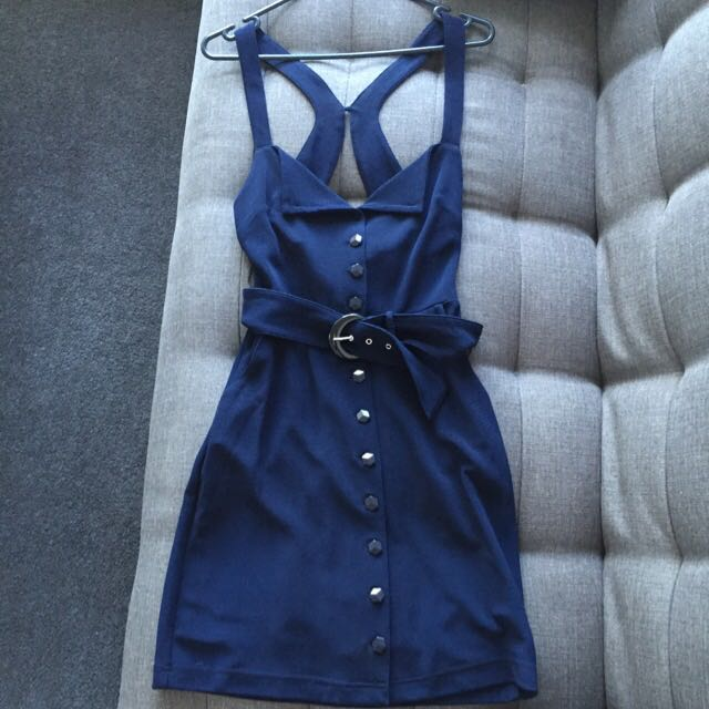 Blue juice Dress