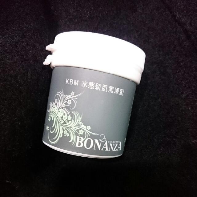 寶藝BONANZA KBM水感新肌黑凍膜70g