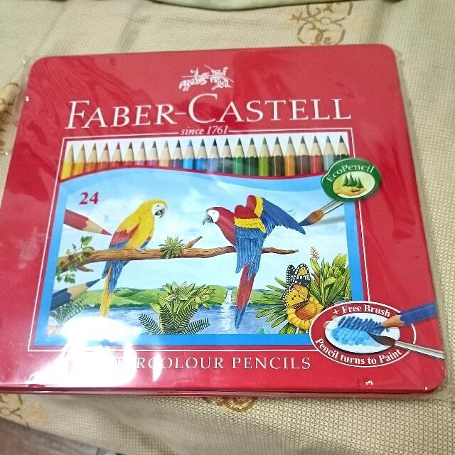 castell 水彩色鉛筆 (已預定)