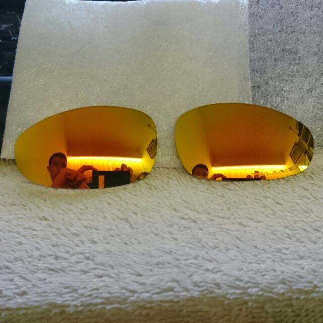 208c6af60b Genuine Oakley Juliet Replacement Lenses Fire Iridium Polarized ...