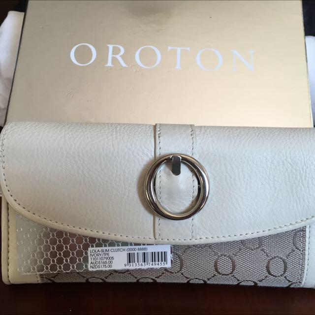 Genuine Oroton Ladies Wallet