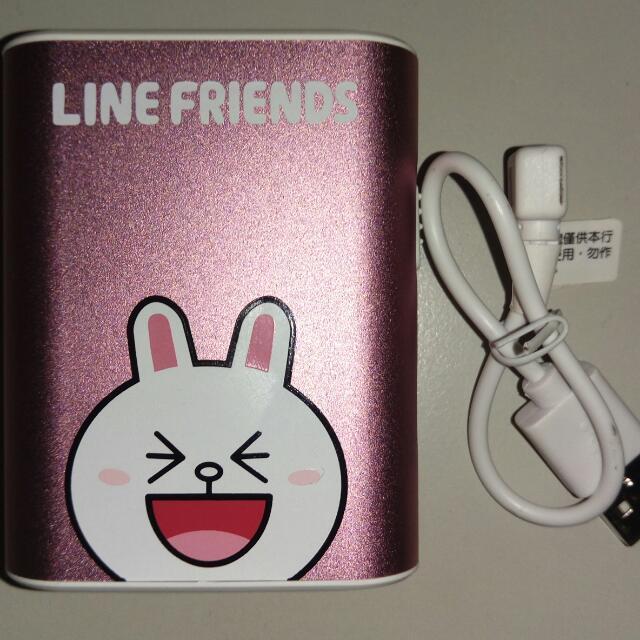 Line Friends 5200行動電源