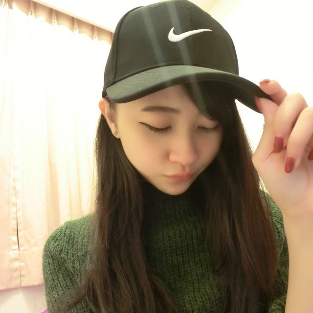 Nike正品鴨舌帽