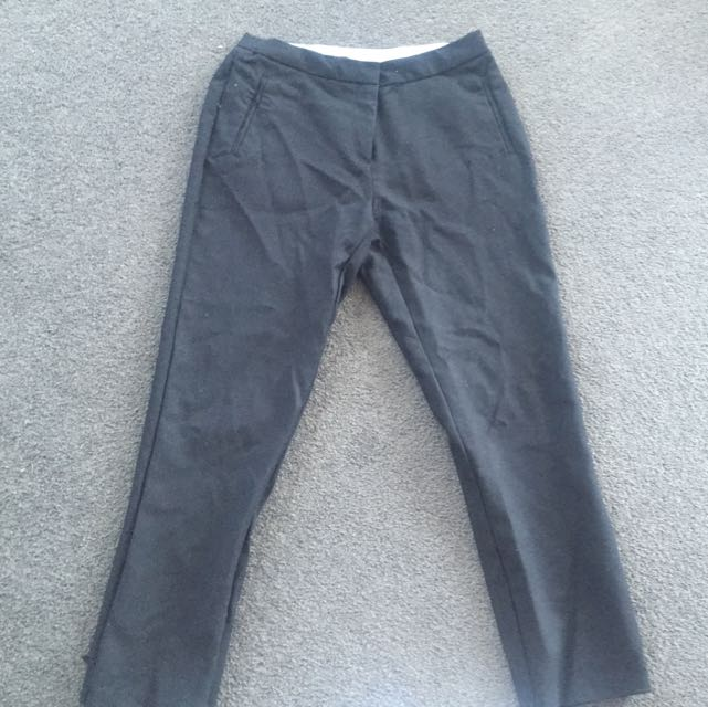 Target Editions Black Work Pants