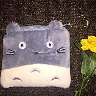 Totoro Pouch (square)