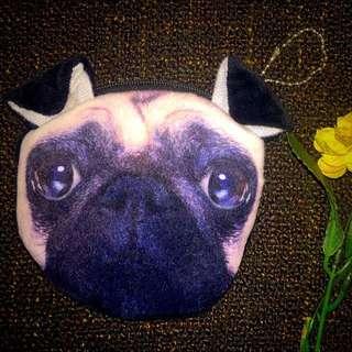 Dog Pouch (round)