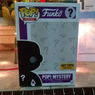 Funko Black Friday Mystery Box (Hot Topic)
