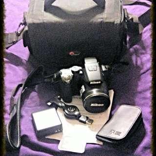 Nikon Coolpixs P100 Camera
