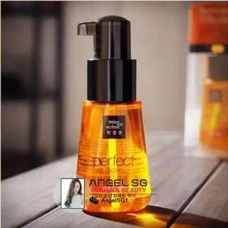 Korea Mise en sceneDamage Care Perfect Repair Serum For Hair