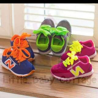 Instock Pink Kids Shoe