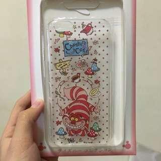 Iphone Case 4.7 愛麗絲妙妙貓 硬殼