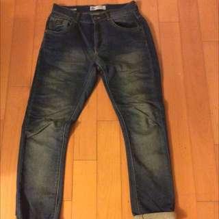 Zara Soft Demin 牛仔褲skinny
