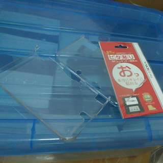 Pre❤ Crystal Clear Casing For 3DS XL