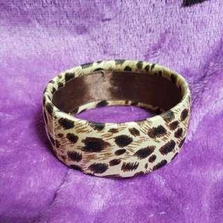 豹紋手環(如果沒壞掉,可送)