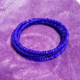 藍色手環(如果沒壞掉,可送)