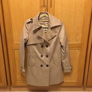 降-版型超挺的風衣外套(保留)