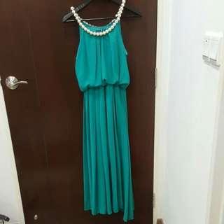 Pearl Long Dress