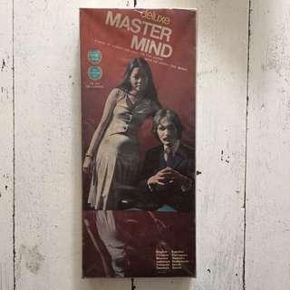 William Glory Deluxe Master Mind 1975