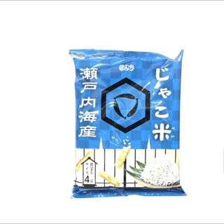 🇯🇵吻仔魚米菓