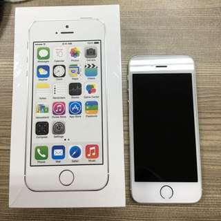 iPhone 5S 32g 銀色